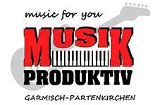 Musik Produktiv-Logo