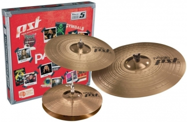 Paiste Beckenset PST 5 - medium