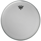 Remo Snarefell Powerstroke X - weiss aufgeraut Snare - 14