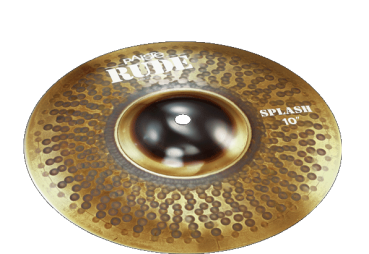"Paiste Becken Rude 10"" Splash"