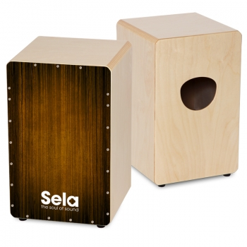 Sela Cajon - Varios brown
