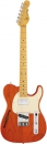 "G&L Asat Classic ""Bluesboy Semi Hollow"" CO - clear orange"