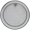 "Remo Bass Drum Fell ""Pinstripe"" - Transparent - 20"" - PS-1320-00"